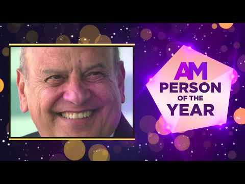 Akram Miknas, Chairman, MCN Awarded AM Person Of The Year 2018