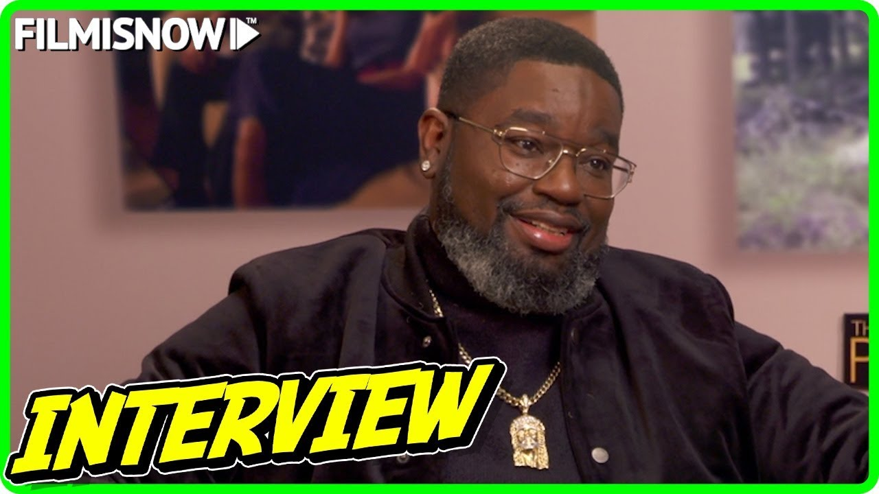 Lil Rel Howery Interview for THE PHOTOGRAPH