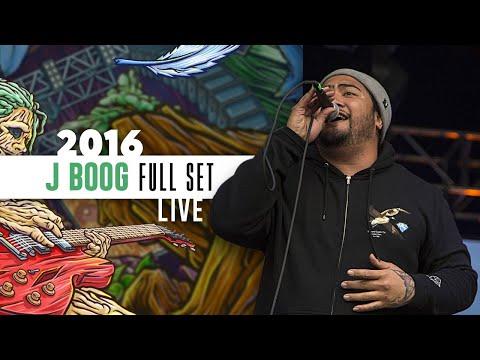 J Boog (Full Set) - California Roots 2016