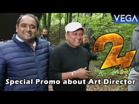 24 Movie || Special Promo About Art Director Amit Ray & Subrata Chakraborty