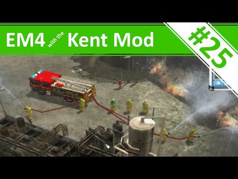 Emergency 4 - Kent Mod Continuous Gameplay - Ep.25 - Kent Mod v0.6