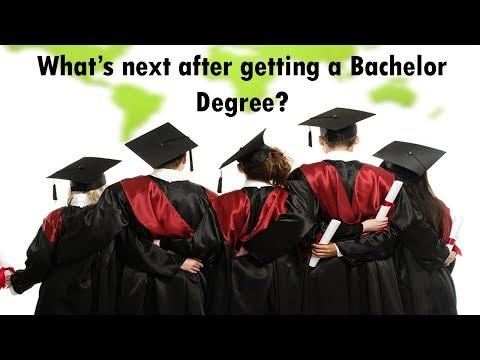 Post bachelor Degree Options