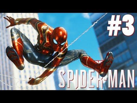 Marvel's Spider-man : Part 3 เปลี่ยนชุดสุดจะดี