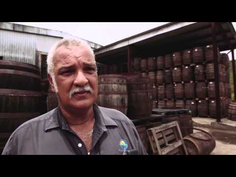 Authentic Caribbean Rum - St  Lucia Distillers