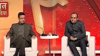 WATCH FULL: Randeep Singh Surjewala and Sudhanshu Trivedi in 'Jan Man Dhan' conclave 2017