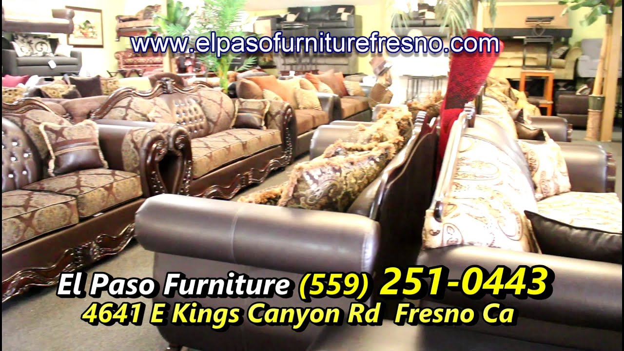 El Paso Furniture Fresno CA