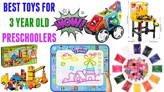 *new* Best Toys For 3 Year Old Boys | Bestseller Toys For Toddler | How To Entertain 3 Year Old