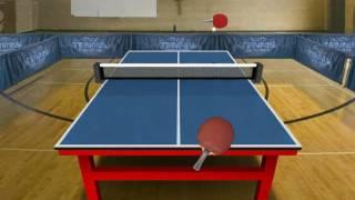 Соревнования по настольному теннису // Table Tennis Challenge