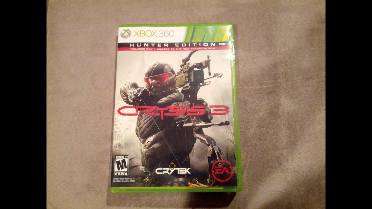 Crysis 3 hunter edition download last version downefile.