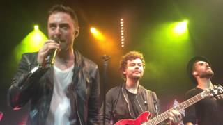 Måns Zelmerlöw - Run For Your Life/Shut Up And Dance/Human - Vienna 27.09.2015