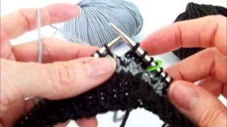 How to knit Fair Isle.