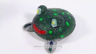 ALEX Toys Pet Rock Garden Frog