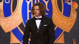 Nat Fyfe Brownlow speech