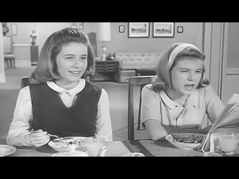 The Patty Duke Show Theme Song Intro Youtube