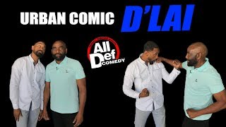 Stand-Up Comic D'LAI Joins JLP! (#134)