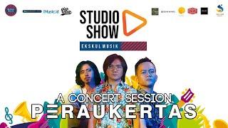 PERAUKERTAS ADAPTASI ATAU MATI (ft tuan tigabelas) - STUDIO SHOW EKSKUL MUSIK #ConcertSession Eps 06