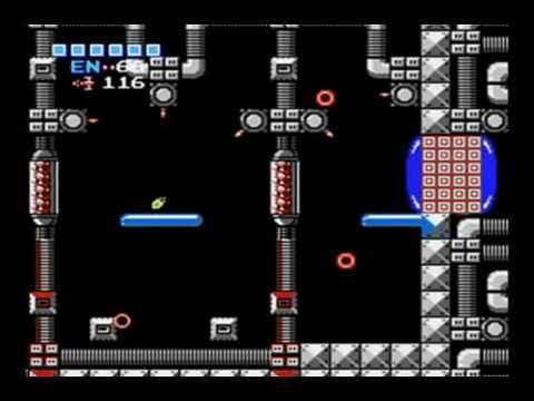 NES Longplay - Metroid (100% + best endsequence)