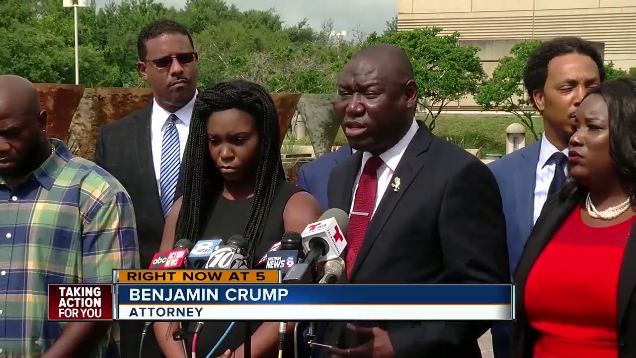 George Zimmerman sues Trayvon Martin family, lawyer Ben Crump ...