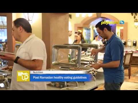 Dubai Health Authority issues healthy eating guidelines for Eid - Fast News