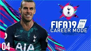 FIFA19 Tottenham Career Mode Ep4 - BRINGING BALE HOME!!