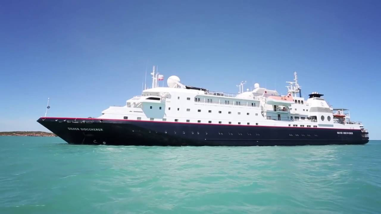 Silver Discoverer Silversea Expeditions YouTube - Silver discoverer