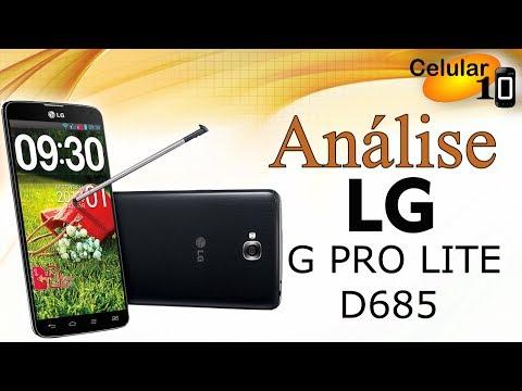 Análise: LG G PRO LITE DUOS D685 ( Celular 10 )