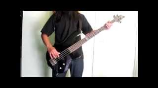 Slayer- Crionics- Bass Cover