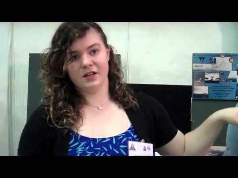 Zoe Coughlan, Project: Child Alert, Spring Ridge Middle School