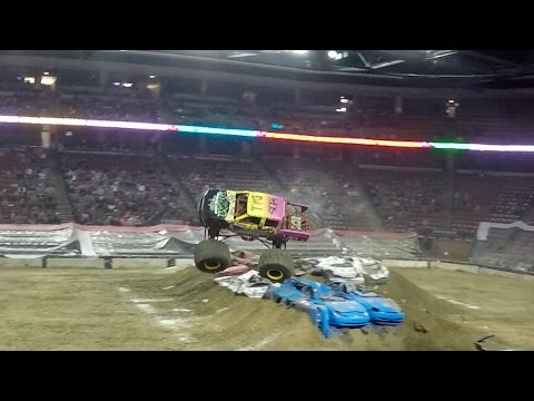 All Star Monster Truck Tour - Maverik Center