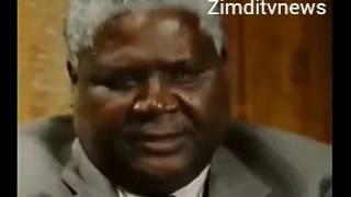 "Nkomo said ""Gukurahundi was not a tribal war"""