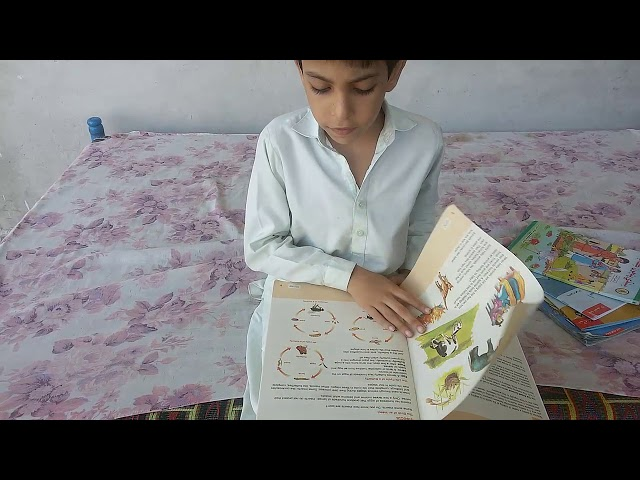 5th class oxford university press books review by Bhoongar soomro