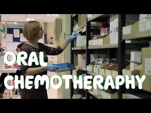Oral chemotherapy – Macmillan Cancer Support