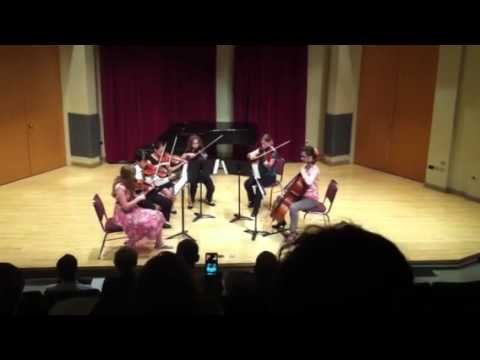 BSU Chamber Music Camp: Beethoven Performance