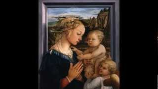 Fra Filippo Lippi, Madonna and Child with two Angels