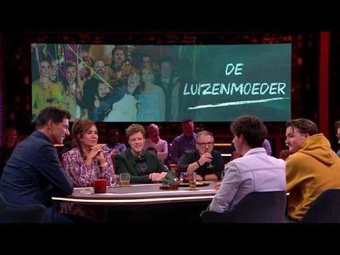 Schrijver wil na 2 seizoenen stoppen met Luizenmoeder - RTL LATE NIGHT MET TWAN HUYS