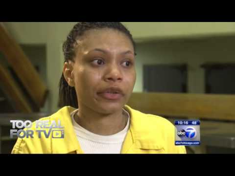Cook County Jail :: Guilty till proven innocent. Biancca Young