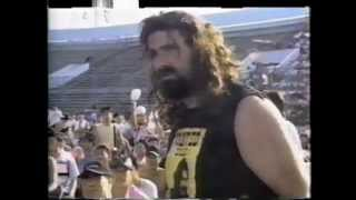 Cactus Jack vs. Terry Gordy - IWA King of the Death Match - 9/20/1995