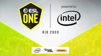 LIVE: Gen.G vs Orgless - ESL One Rio 2020 - North America Closed Qualifier Day #1