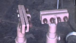 Стапель в моем гараже(Восстановление геометрии кузова автомобиля стапелем., 2016-02-27T16:06:09.000Z)