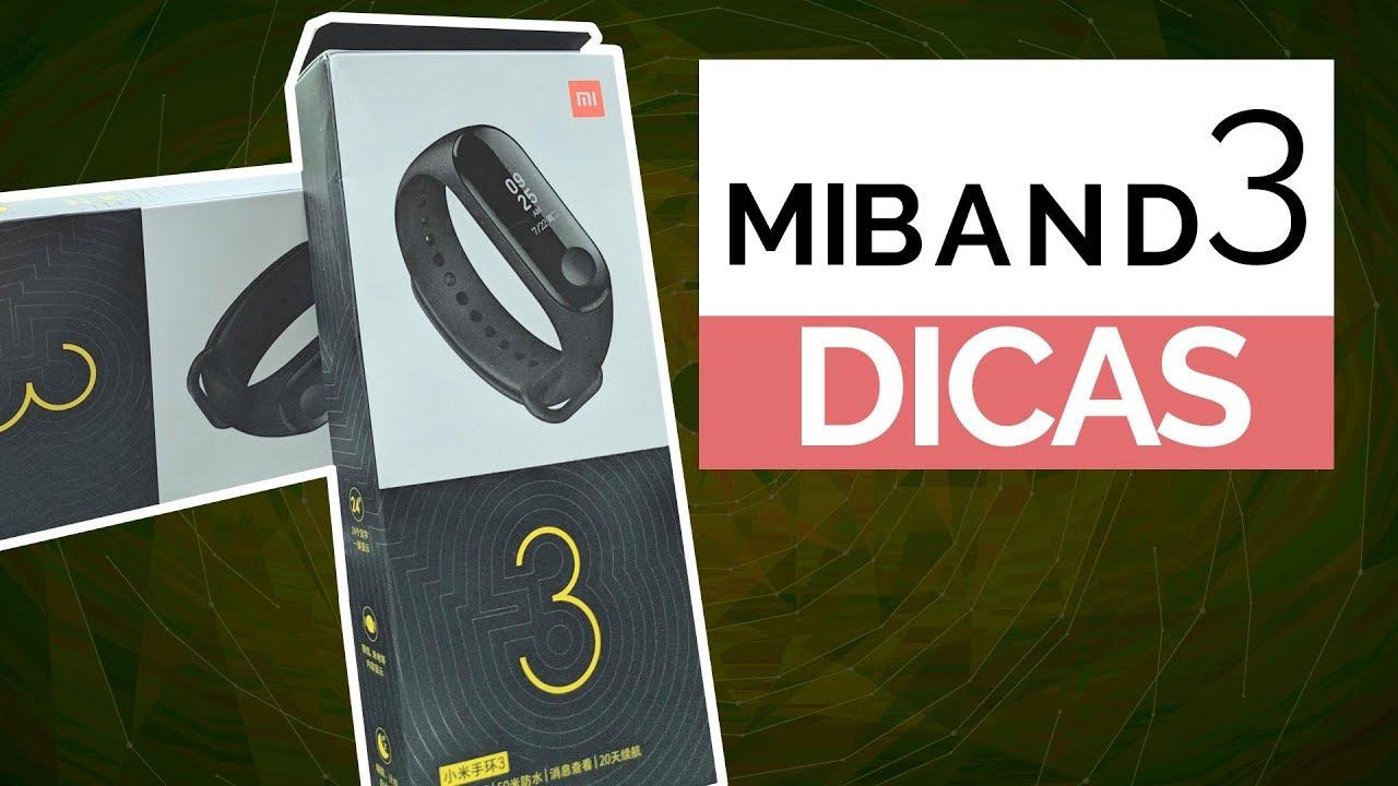 Ver Xiaomi Mi Band 3 – DICAS en Español