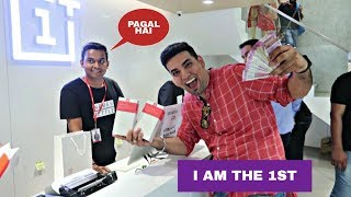 I AM THE 1ST | ONEPLUS 7PRO | DELHI POPUP EVENT | VBO Life