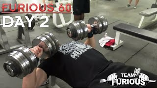 METROFLEX TRAINING | FURIOUS 60 | DAY 2
