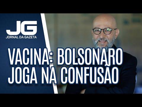 Josias de Souza / Em entrevista Bolsonaro conta como nomeou Vélez from YouTube · Duration:  2 minutes 3 seconds
