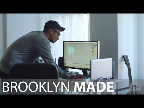 Haitian-Infused EDM with Michael Brun | Brooklyn Made