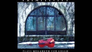 Primitivity -  Hangar 18 cover for cello