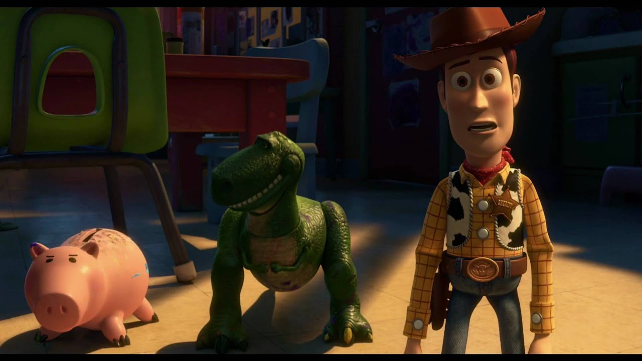 Toy Story 3 - Extrait - Buzz En Mode Espagnol - YouTube