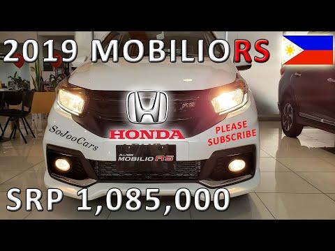 2019 Honda Mobilio 1.5 RS Navi CVT