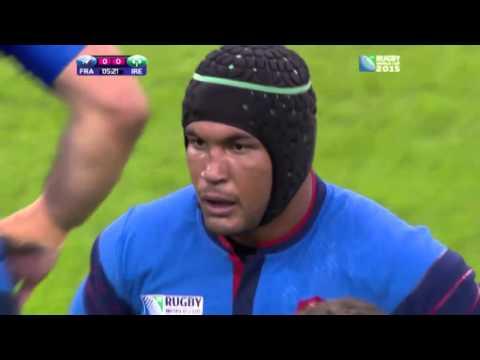 RWC 2015 France Vs Ireland