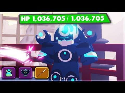 THE *BEST* 1MILLION HEALTH TANK LOADOUT | Roblox: Dungeon Quest