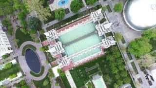 Soaring above all 16 Mormon Temples in Utah!(Watch as danesdrone flies over all the temples in Utah! Can you guess which one is which? See the individual aerial temple videos!, 2015-06-10T12:55:36.000Z)